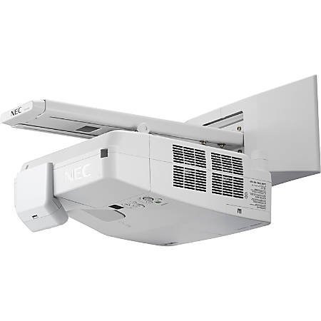 NEC Display NP-UM351W LCD Projector - White