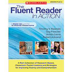 Scholastic The Fluent Reader In Action