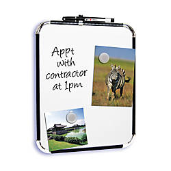 FORAY Magnetic Dry Erase Board 11