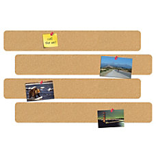 FORAY 10 Cork Bulletin Bars Pack