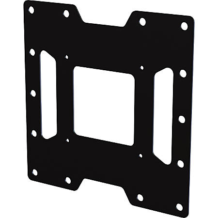 Peerless ACC450 - Mounting component (adapter plate) for LCD display - mounting interface: 200 x 200 mm