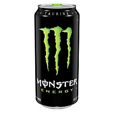 Monster Energy Drinks Original 16 Oz
