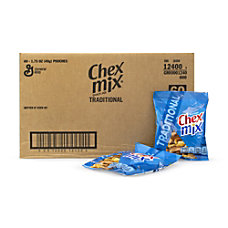 Chex Mix Traditional Snack Mix 175