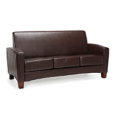 Essentials By OFM Traditional Armed Sofa