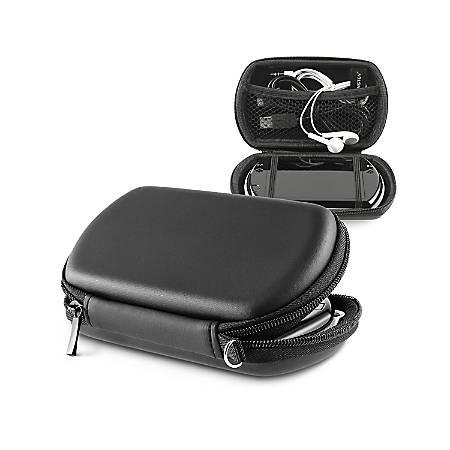 Insten Eva Travel Carrying Case For Sony PSP Go, Black