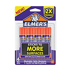 Elmers Extra Strength School Glue Sticks