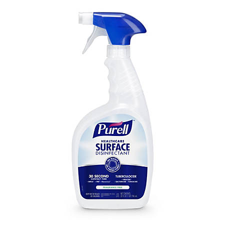 Purell® Professional Healthcare Surface Disinfectant, 32 Oz