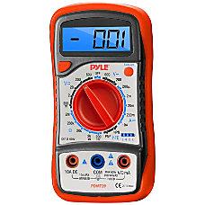Pyle PDMT29 Multimeter