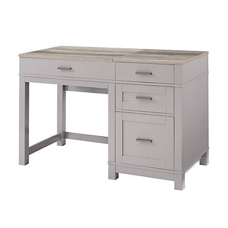 Ameriwood™ Home Carver Lift-Top Desk, Gray