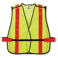 Ergodyne GloWear Safety Vest Non Certified