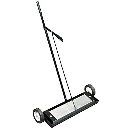 Magnetic Floor Sweepers, 6 lb, 48 in