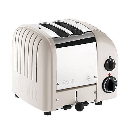 Dualit® New Gen Extra-Wide-Slot Toaster, 2-Slice, Feather