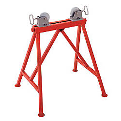 Adjustable Roller Stand wSteel Wheels