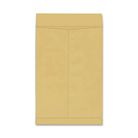 "Quality Park Jumbo Envelopes, 15"" x 20"", Brown Kraft, Box Of 25"