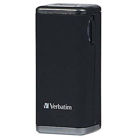 Verbatim AA Power Pack - Black