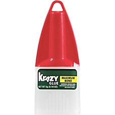 Krazy Glue Advanced Formula With Precision