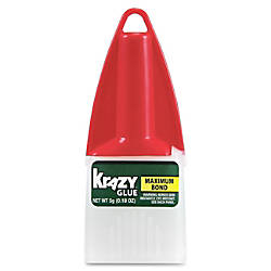 Krazy Glue Advanced Formula With Precision