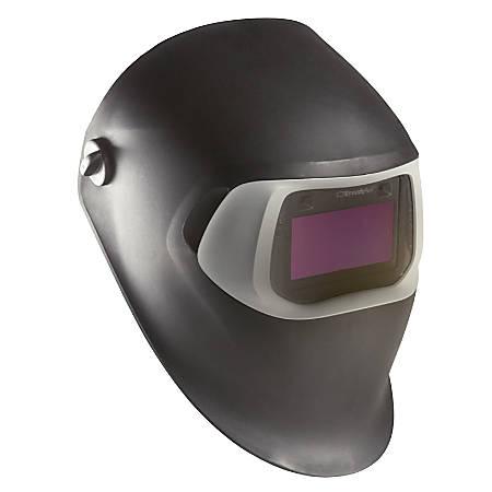 Speedglas 100 Series Helmets, 8 - 12, Black, 3.66 in x 1.73 in