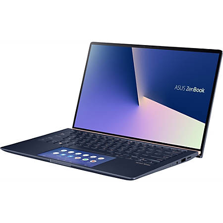 "ASUS ZenBook Laptop, 14"" FHD Touchscreen, Intel Core i7, 16GB RAM, 512GB SSD, Windows 10"