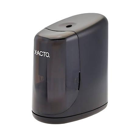 X-ACTO® Vortex™ Pencil Sharpener, Black