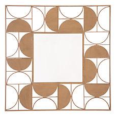 Zuo Modern Decade Square Mirror 39