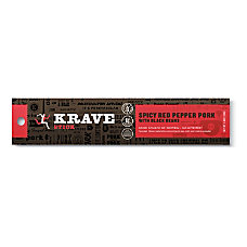 KRAVE Meat Sticks Spicy Red Pepper