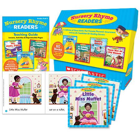 Scholastic Nursery Rhyme Readers