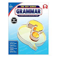 Carson Dellosa 100 Series Grammar Workbook