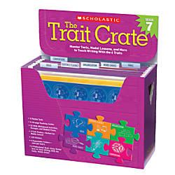Scholastic The Trait Crate Grade 7