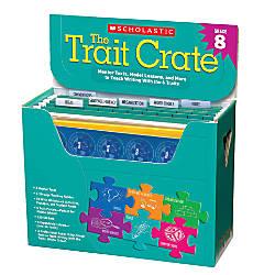 Scholastic The Trait Crate Grade 8