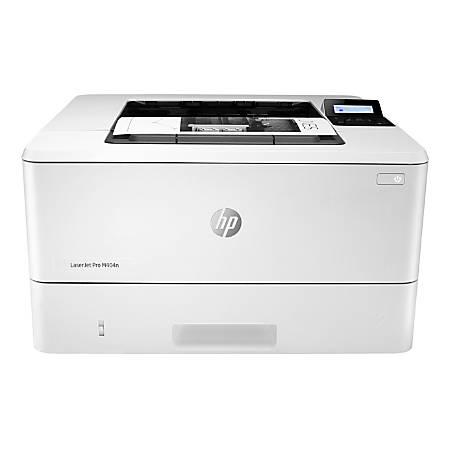 HP LaserJet Pro M404n Monochrome Laser Printer, W1A52A#BGJ