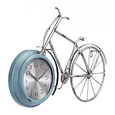 Zuo Modern Bike Time Wall Clock