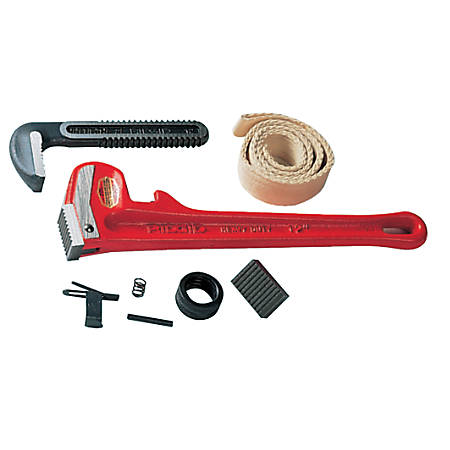 Pipe Wrench Replacement Parts, Hook Jaw, Size 60