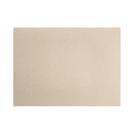 "LUX Flat Cards, A6, 4 5/8"" x 6 1/4"", Silversand, Pack Of 50"