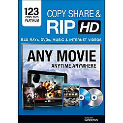 123 Copy DVD Platinum 2016 Download