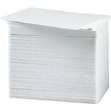 Fargo UltraCard PVC Cards Blank CR