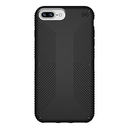 Speck® Presidio™ GRIP Case For Apple® iPhone® 6s Plus/7 Plus/8 Plus, Black