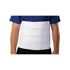 Medline Premium 4 Panel Abdominal Binder