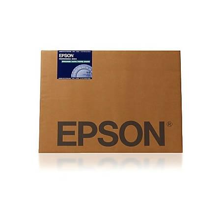"Epson® Enhanced Matte Posterboard, 103 (U.S.) Brightness, 24"" x 30"""