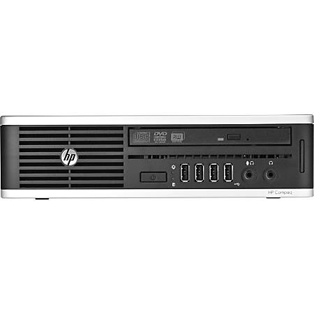 HP Business Desktop Elite 8300 Desktop Computer - Core i5 i5-3470S - 4 GB RAM - 320 GB HDD - Ultra Slim