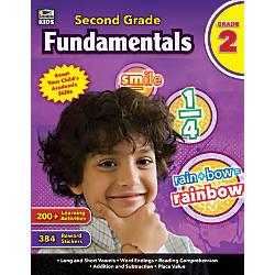 Thinking Kids Fundamentals Workbook Second Grade