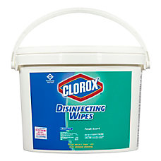 Clorox Disinfecting Wipes 7 x 7