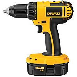 Heavy Duty Cordless Compact DrillDriver Kit