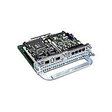Cisco Four Port VIC Voice Interface
