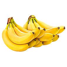 National Brand Fresh Bananas 3 Lb