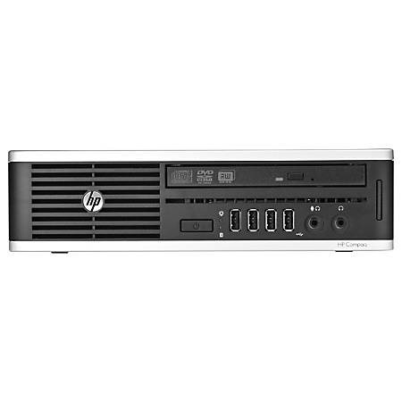HP Business Desktop Elite 8300 Desktop Computer - Intel Core i5 (3rd Gen) i5-3475S 2.90 GHz - 4 GB DDR3 SDRAM - 500 GB HDD - Ultra Slim