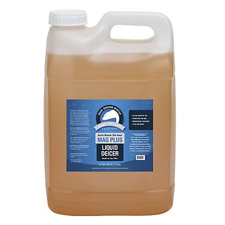 Bare Ground Liquid De-Icer, Inhibited MagPlus, 2.5 Gallons