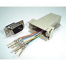 Digi RJ45 to DB 9 Console