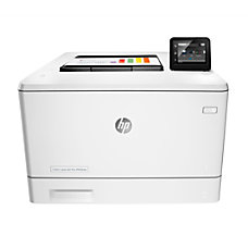 HP LaserJet Pro M452dw Wireless Color