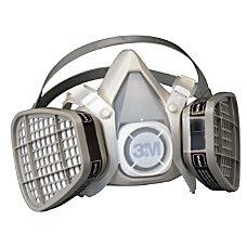 5000 Series Half Facepiece Respirators Large